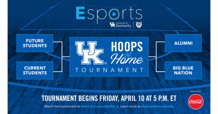 University of Kentucky Hoops at Home