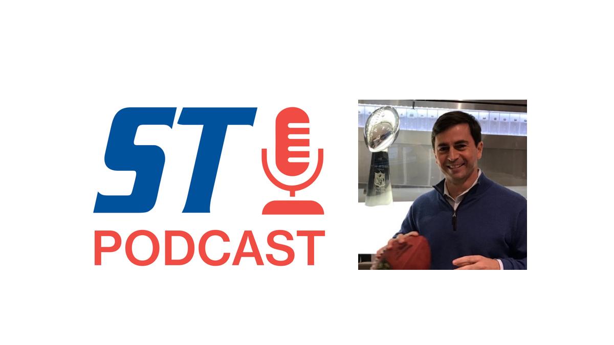 Peter O'Reilly Podcast