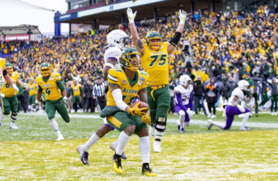 FCS Playoff Predetermined Sites Announced