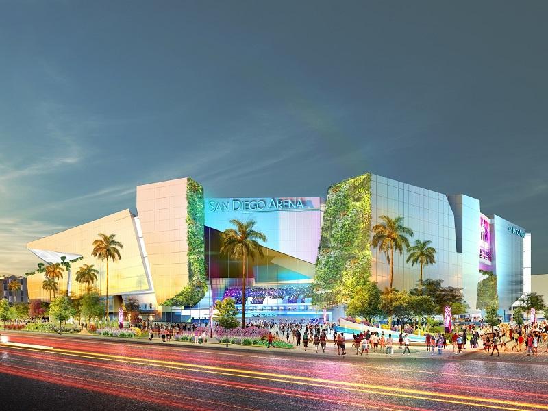 Brookfield–San-Diego-Arena