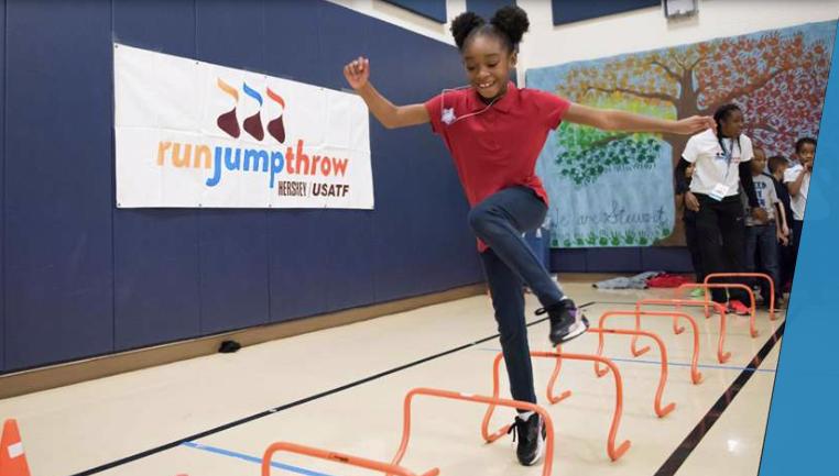 Run Jump Throw