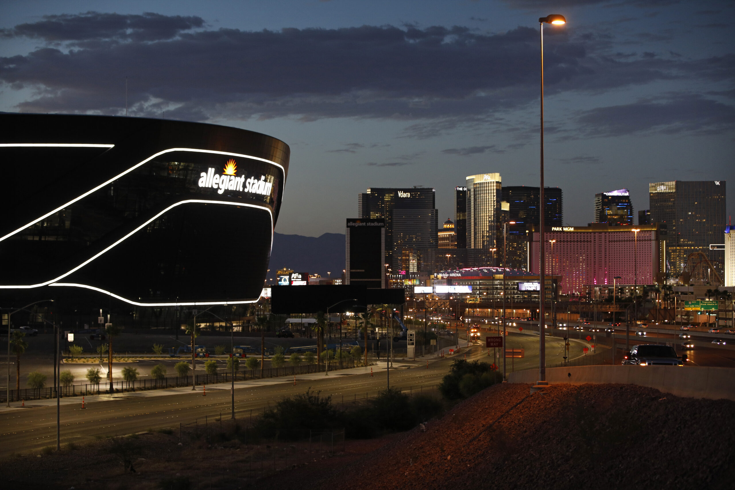 Las Vegas Stadium Football