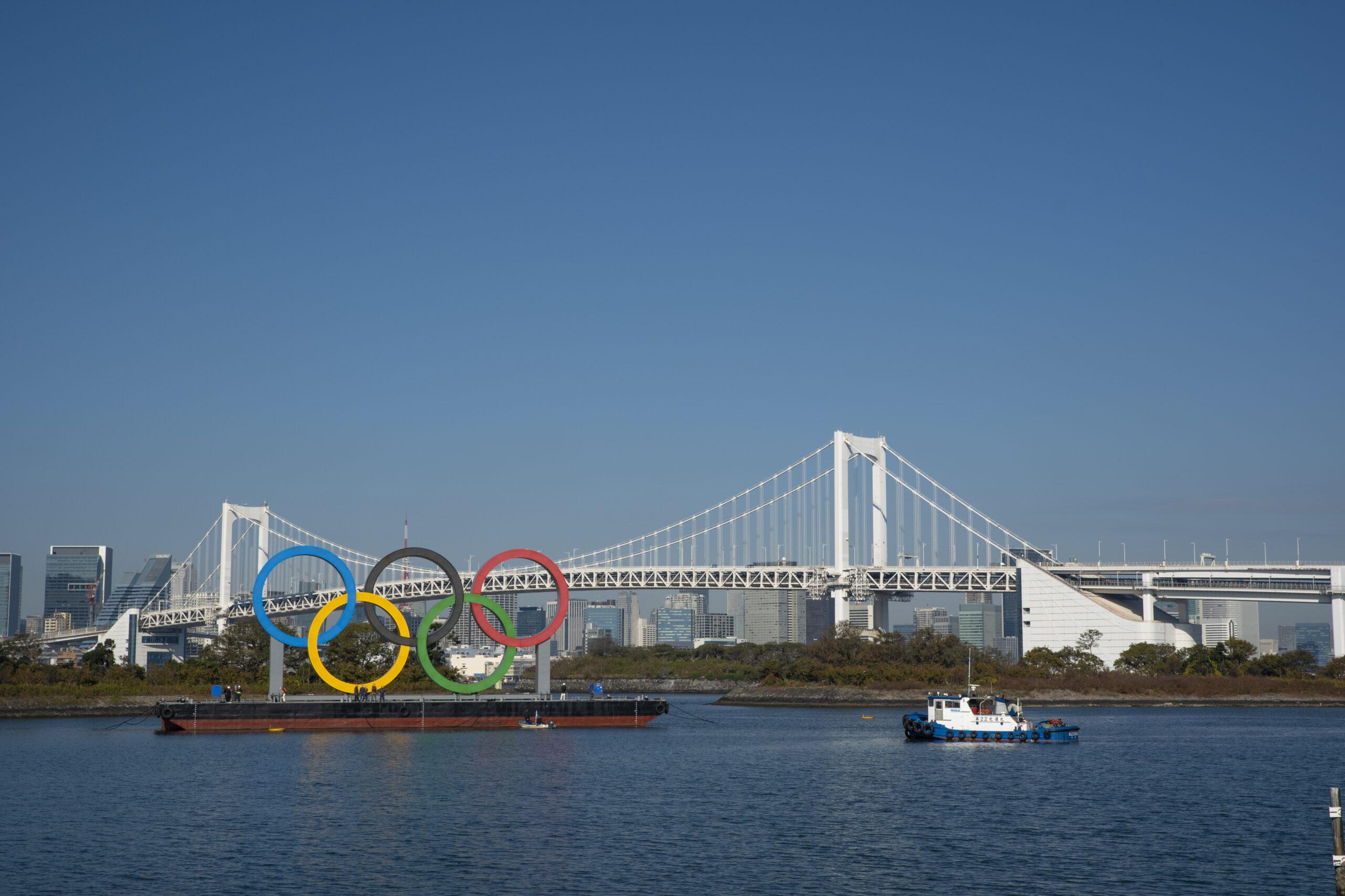 olympic simbol tokyo2020