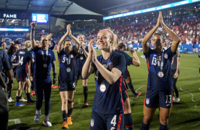 U.S. Women's Soccer to Play Pre-Olympic Games in Houston, Austin