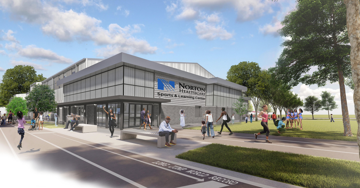 Norton Healthcare Sports & Learning Center