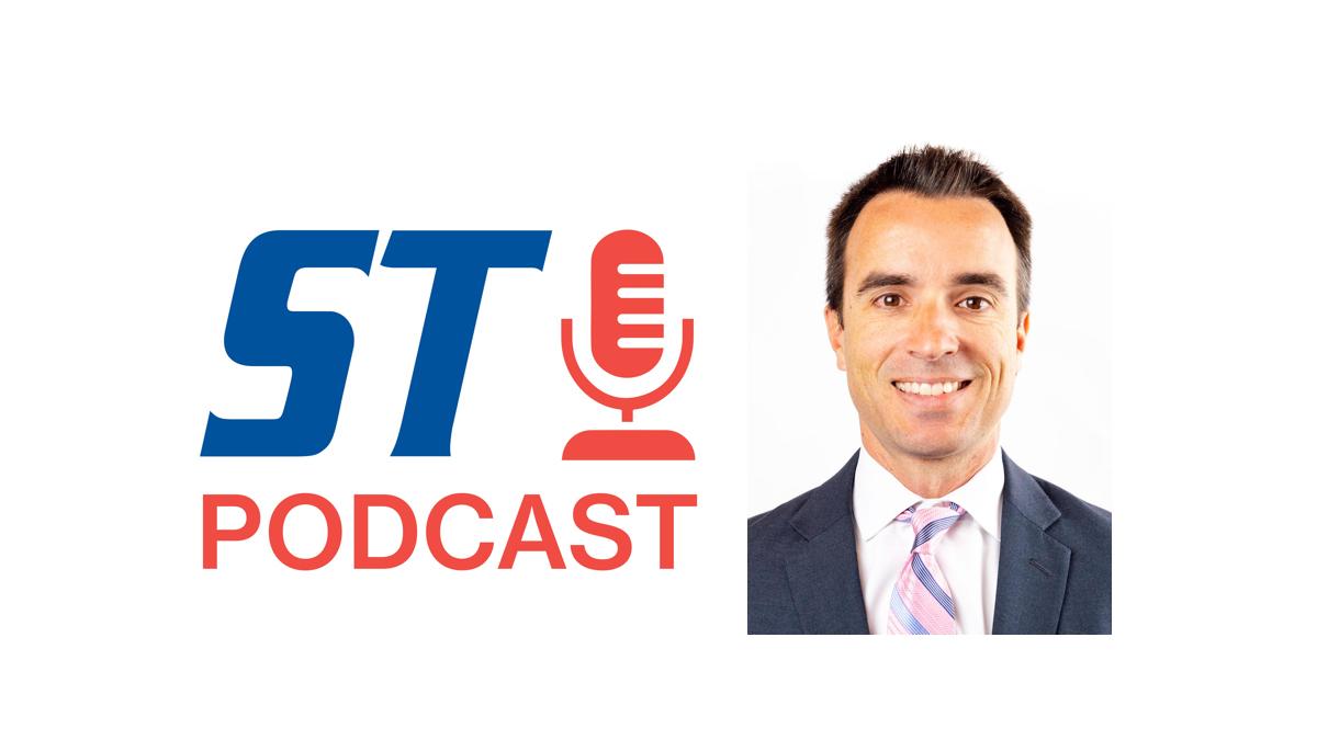 ST Podcast Rob Higgins
