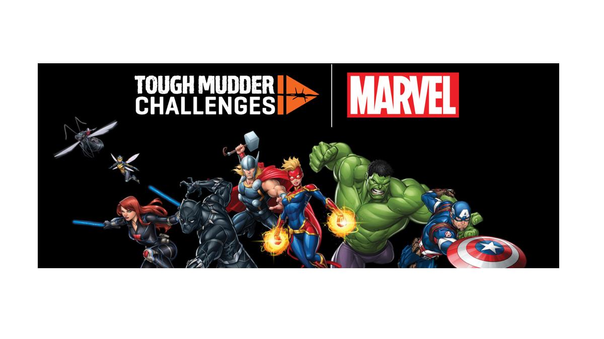 Marvel Tough Mudder