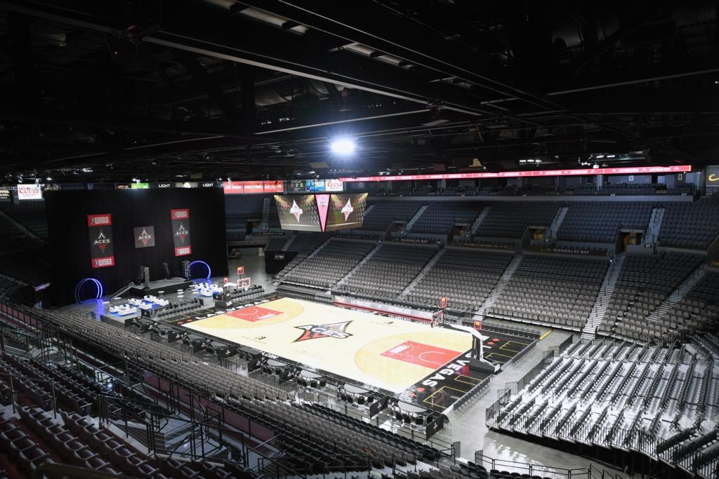 mandalay bay arena