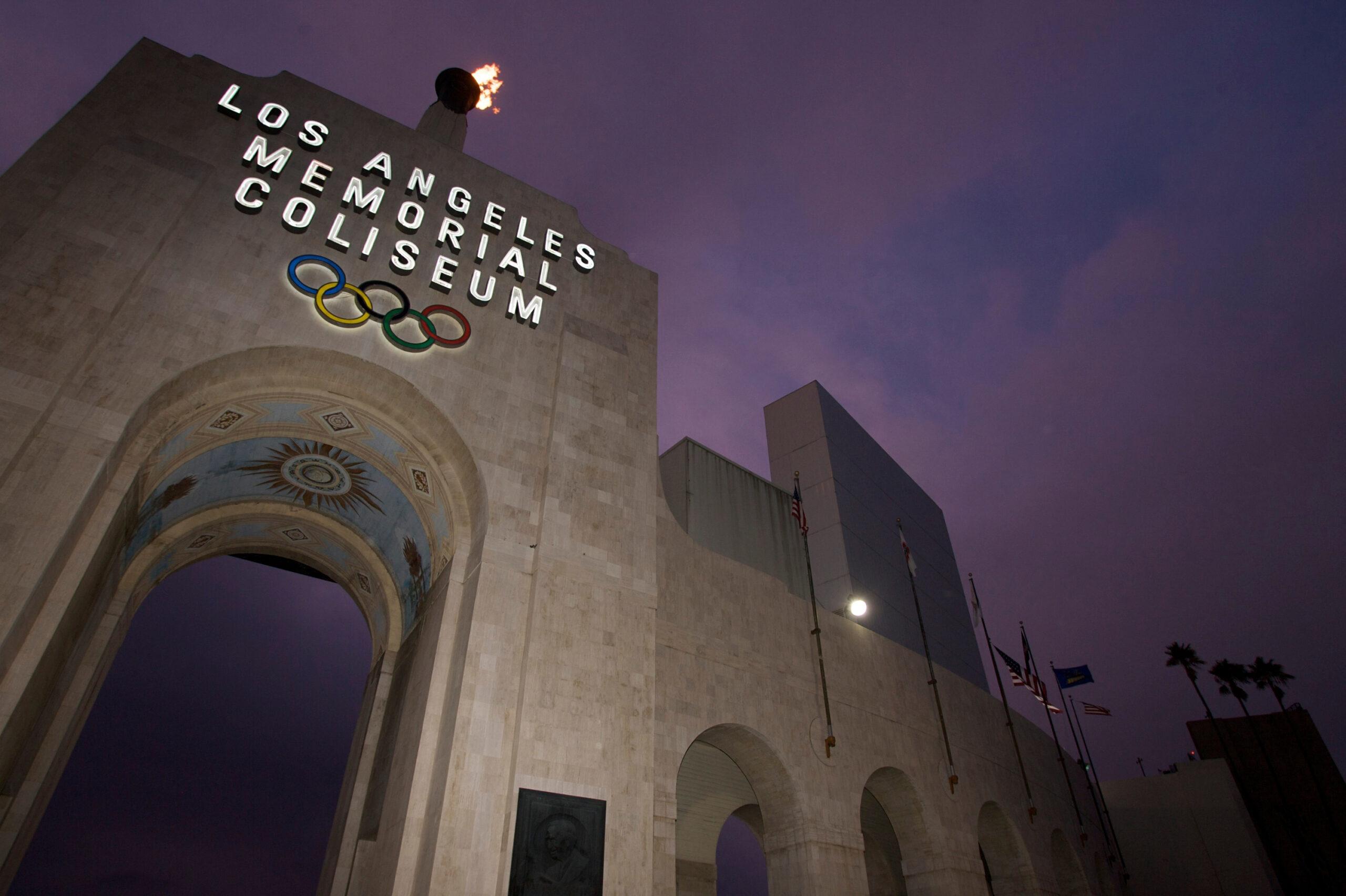 Coliseum Renovation