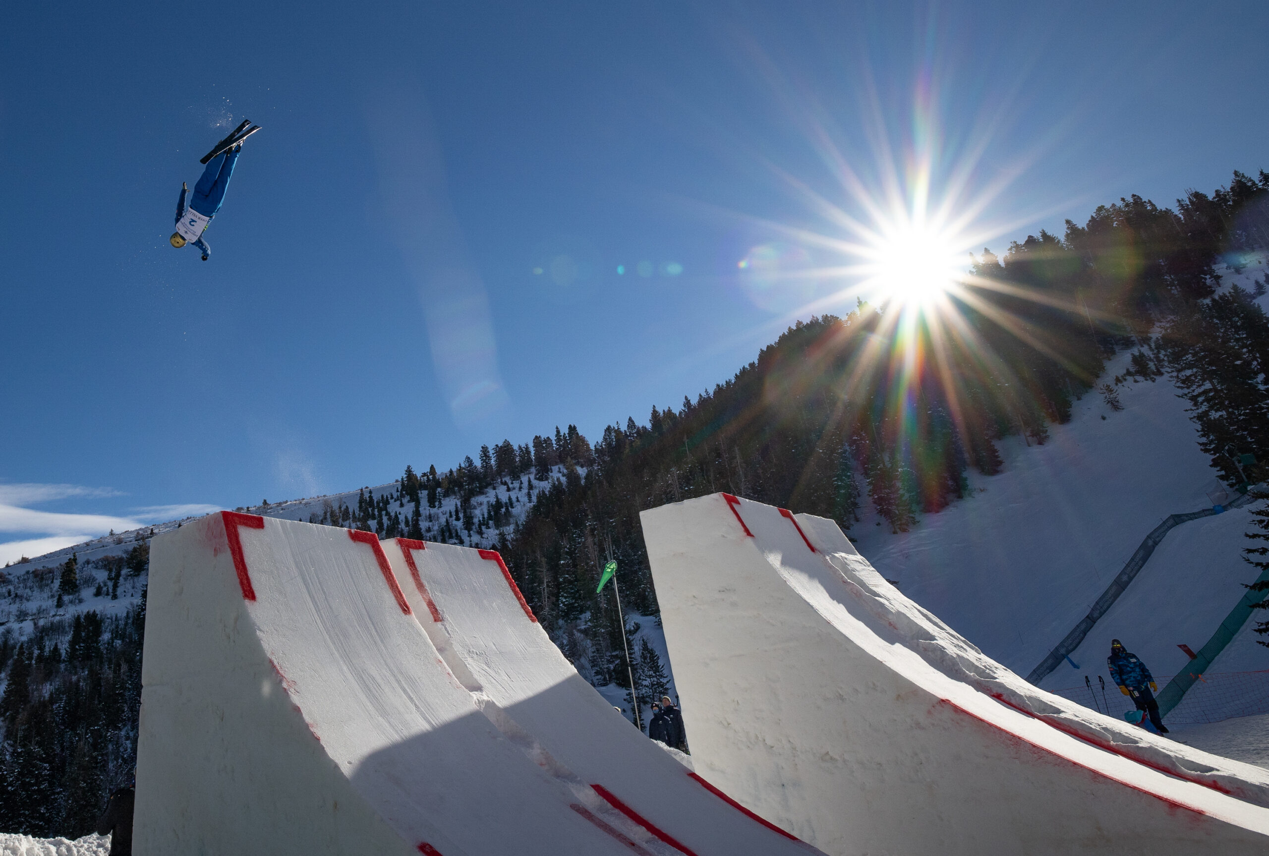 2021 Intermountain Healthcare Freestyle International FIS Ski World Cup at Deer Valley ResortAerialsPhoto: Steven Kornreich/U.S. Ski Team@usskiteam // @steven_kornreich
