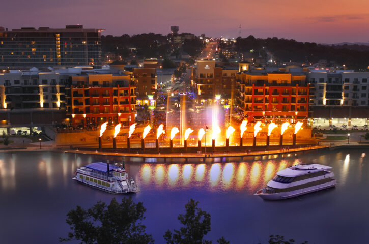 Sports Events and Venues in Branson