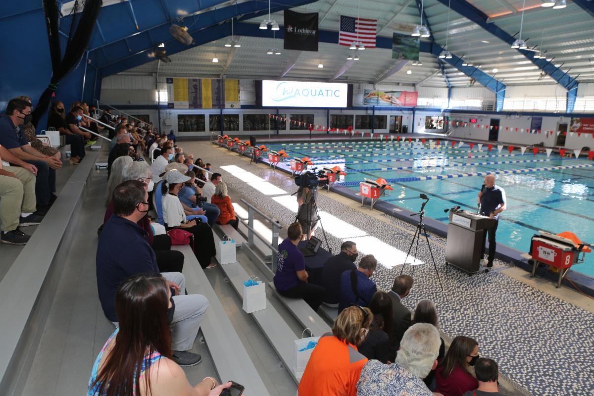 Rosen Aquatic Center