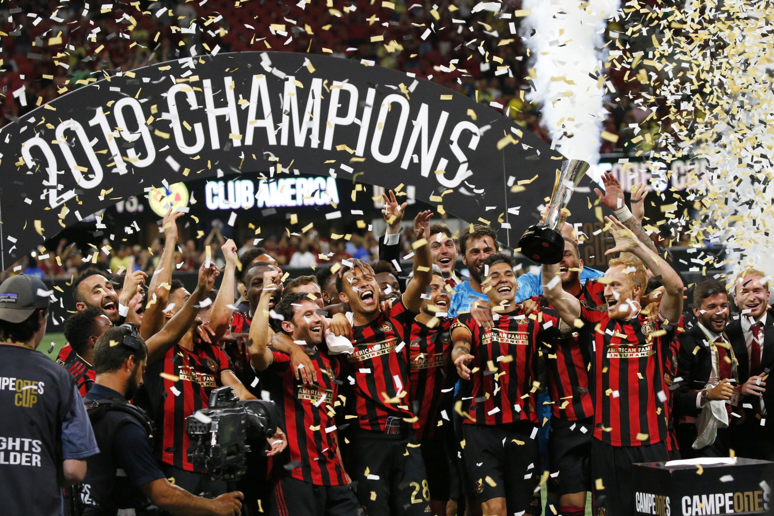 Campeones Cup Soccer