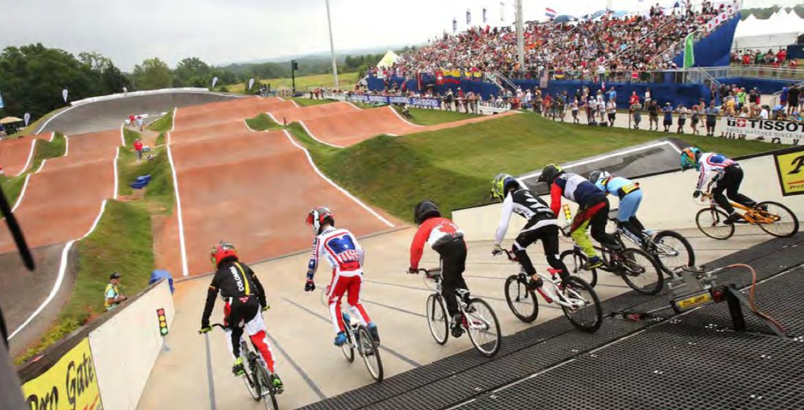 USA BMX bids