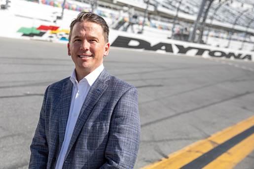 Frank Kelleher NASCAR Daytona