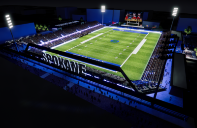 Downtown Spokane Stadium Approved; USL Expansion Team on Its Way