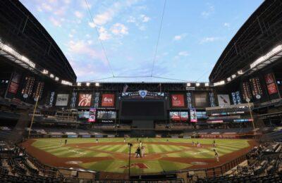 Caesars and Arizona Diamondbacks to Open Sportsbook at Chase Field