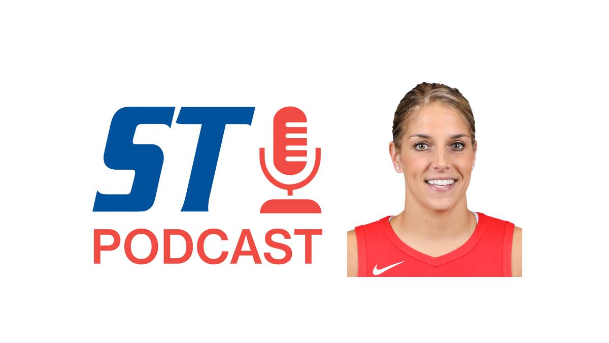 SportsTravel Podcast Elena Delle Donne