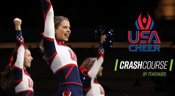 USA Cheer TeachAids