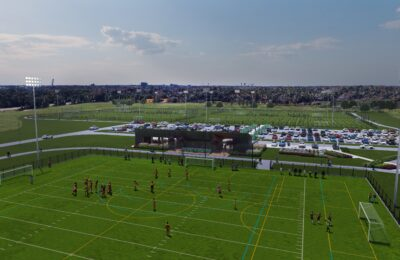 Wilmington Sports Complex Gets Naming Rights Sponsor