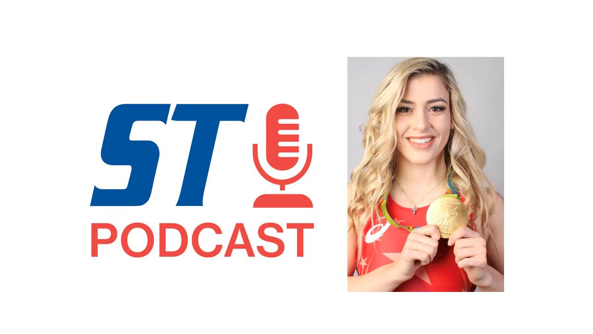 SportsTravel Podcast Helen Maroulis
