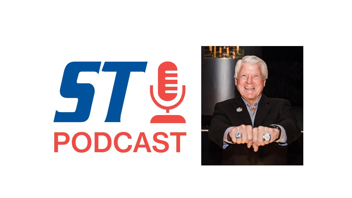 SportsTravel Podcast Jimimy Johnson