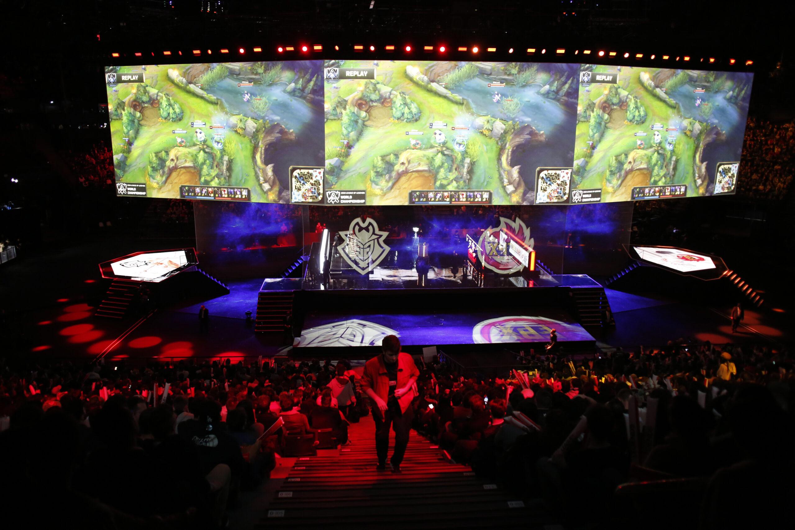 France League of Legends Finals