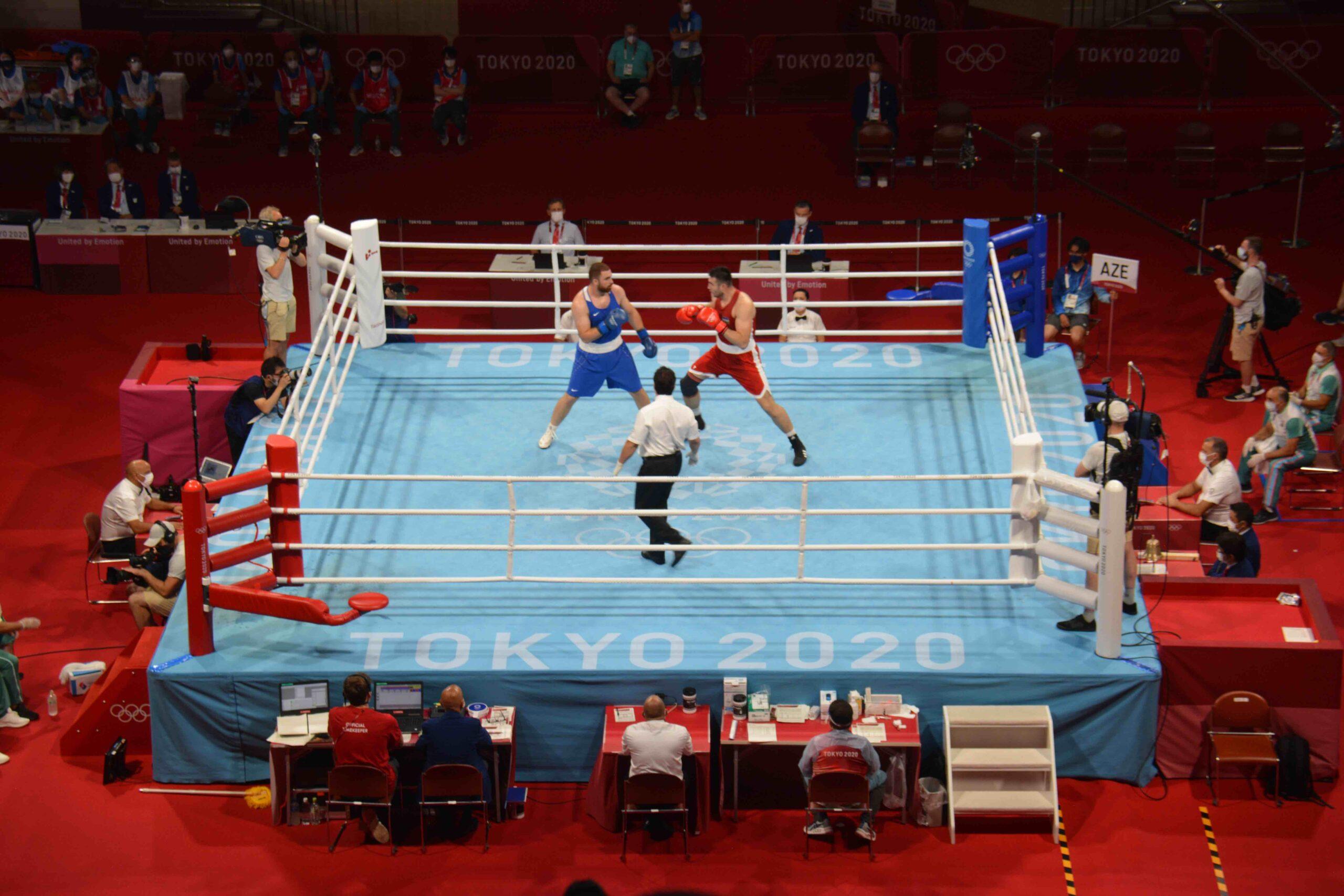 Tokyo Olympics Boxing