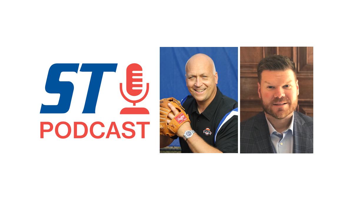 SportsTravel Podcast Cal Ripken Mike Kenney copy