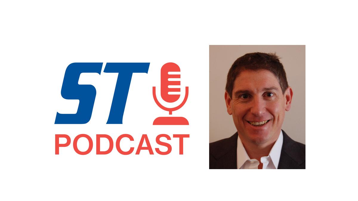 SportsTravel Podcast Larry Olmsted