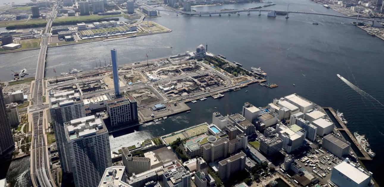 Tokyo Waterfront City