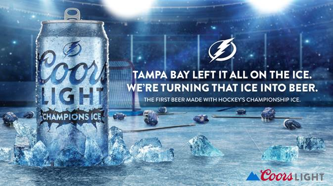 Coors Champions Ice