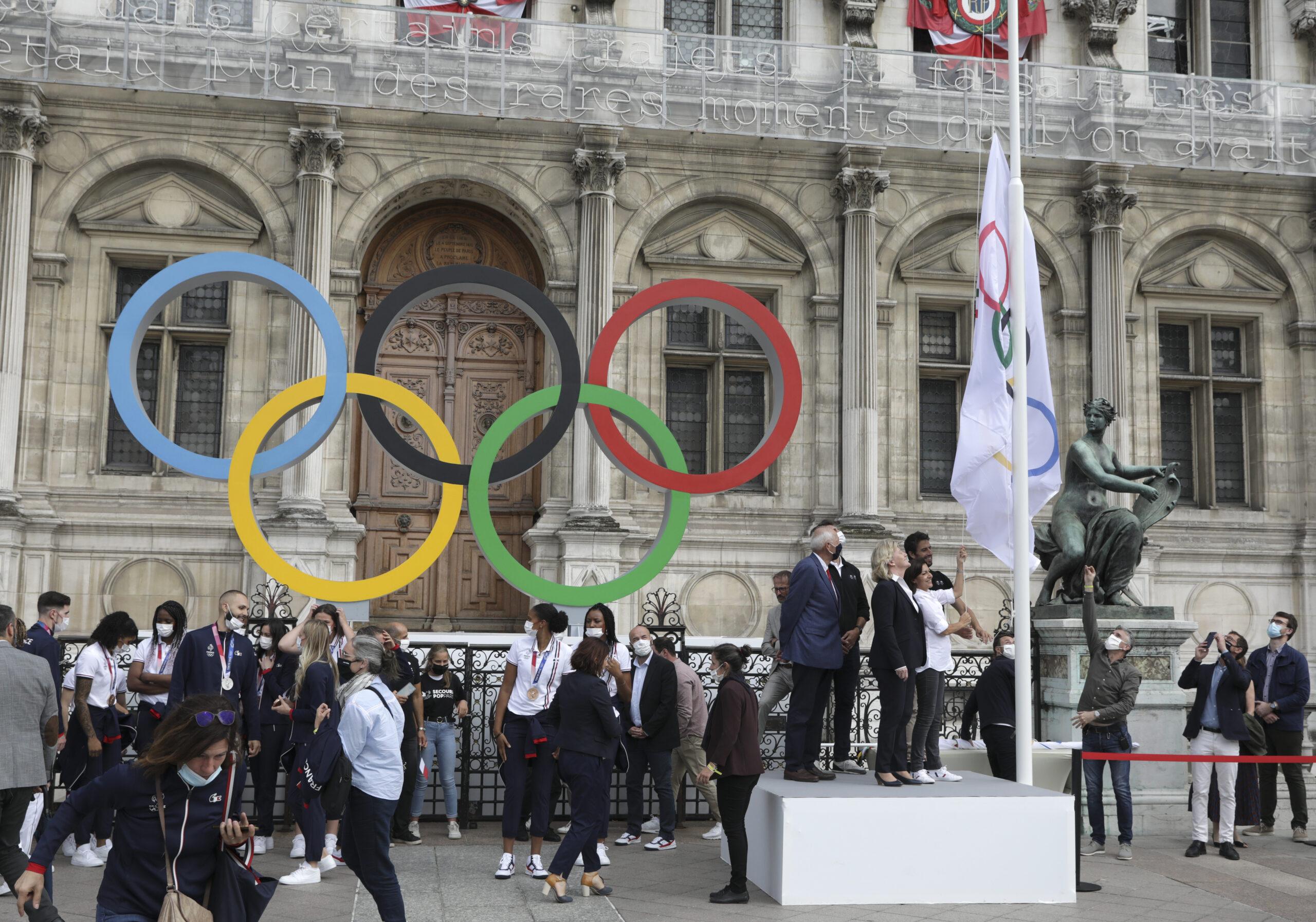 France Olympics Paris 2024