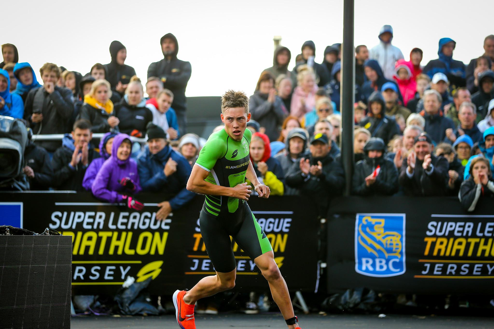 Super League Triathlon Jersey 2019