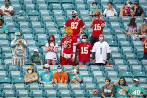 Chiefs Dolphins Football