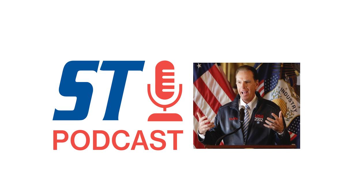 SportsTravel Podcast Fraser Bullock